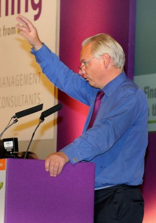 British minister for reform Francis Maude