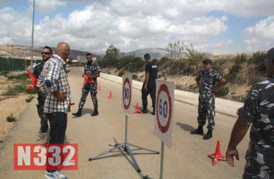 lebanese-traffic-officers-train-in-spain