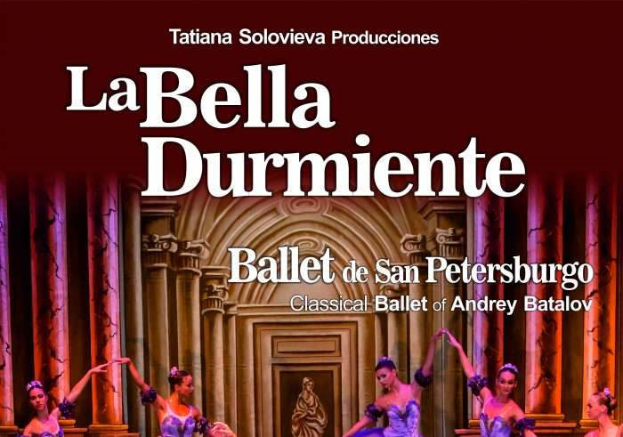 St Peterburgh Ballet in Torrevieja in August