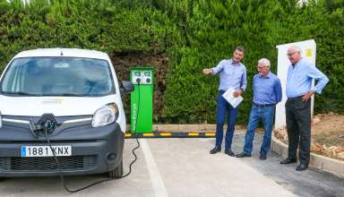 Electric Cars for Water Firm