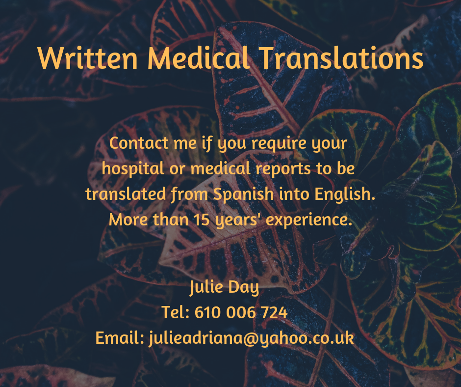 Julie Day Translation Services